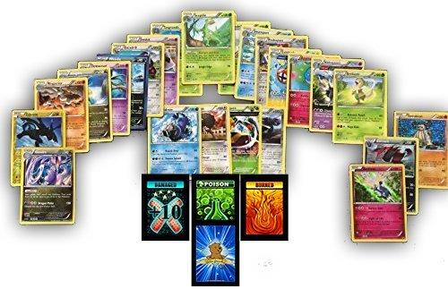 25 Pokemon Rare Grab Bag Card Pack Lot W