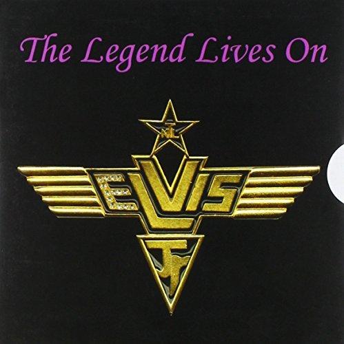 Elvis Presley - Legend Lives On By Elvis Aaron Presley Jr - Zortam Music