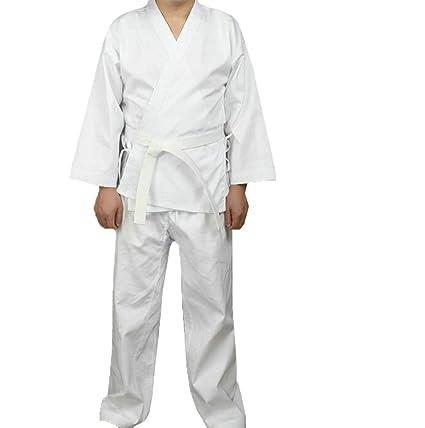 Artes Marciales Judo Aikido Estudiante Karate Gi Suit ...