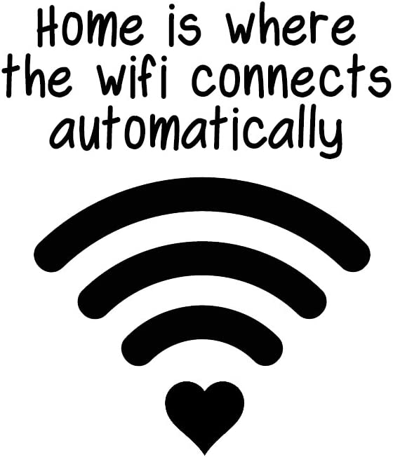 Home is Where The WiFi Connects Automatically Nerdy 6