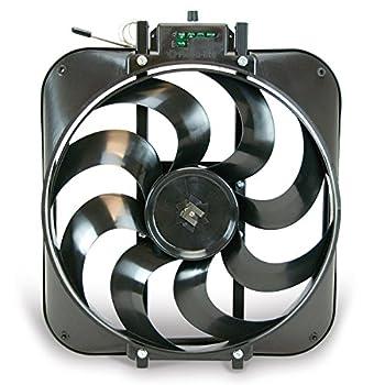 Image of Fans Flex-a-lite 160 Black Magic Electric Fan Blade