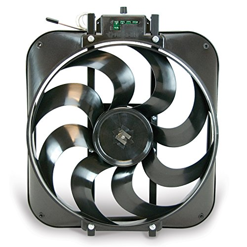 (Flex-a-lite 160 Black Magic Electric Fan Blade)