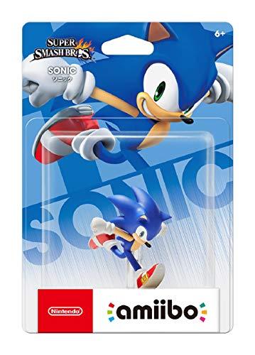 Sonic amiibo - Japan Import (Super Smash Bros Series) by Nintendo (Image #1)