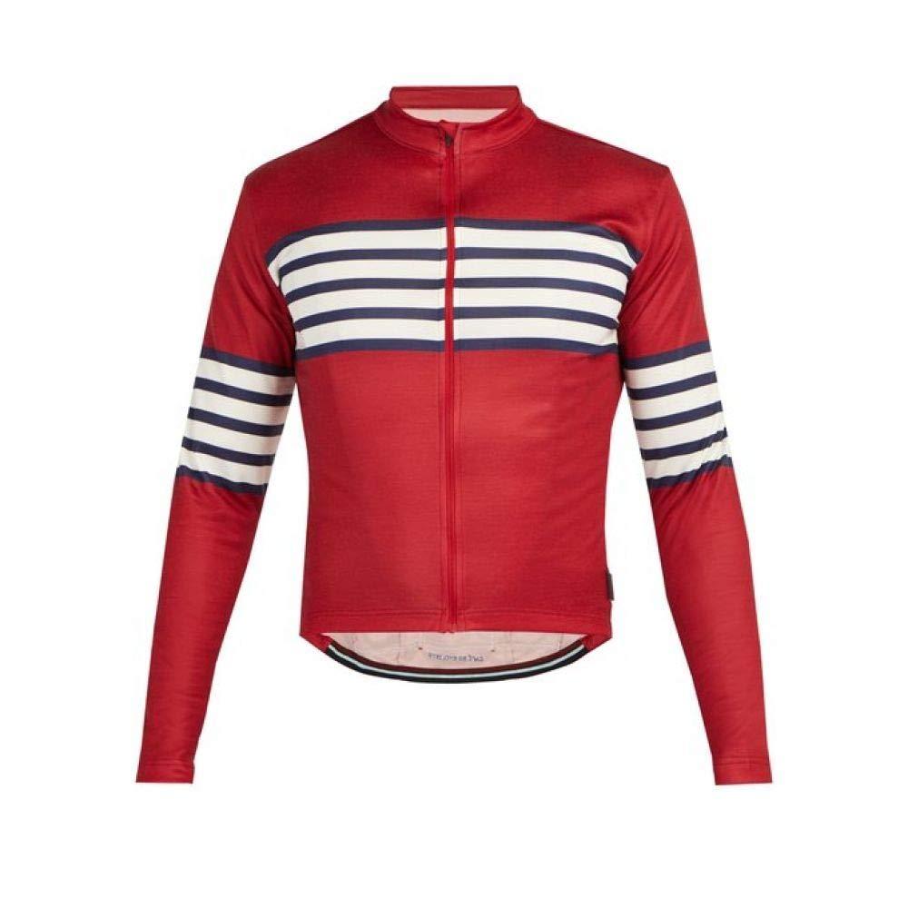 (カフェ ドゥ シクリスト) Cafe Du Cycliste メンズ 自転車 トップス Claudette technical cycling jersey [並行輸入品] B07L5MZPL7   XS(残り1個)