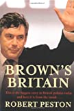 Brown's Britain, Robert Peston, 1904095674