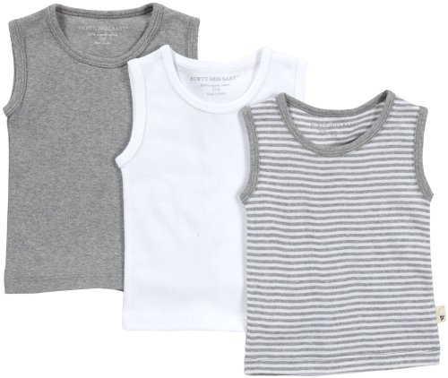 Burts Bees Baby Muscle Tanks
