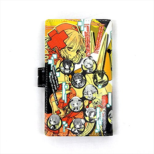 Deco3 series magical girl training plan 03 restart notebook type Smartphone cases