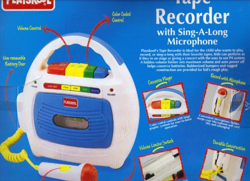 tape recorder for kids - 7