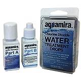 Aquamira Chlorine Dioxide Water Purification Drops, 1oz
