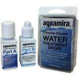 Aquamira Chlorine Dioxide Water Purification Treatment Drops