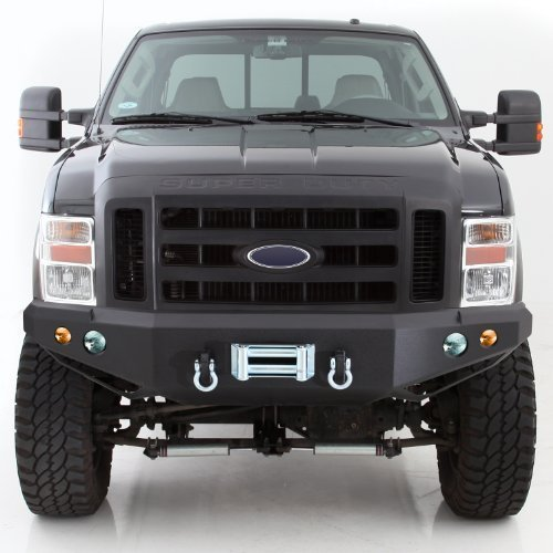 Smittybilt 612800 M1 Front Trunk Bumper for Dodge Ram 1500/2500/3500
