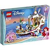 LEGO UK 41153 l Disney Princess Ariel's Royal Celebration Boat Children's Toy
