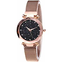 Casual Watch For Women Analog Metal - c101 , 2724960889366