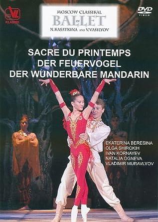 Sacre Printemps / Der Feuervogel & Miraculous [DVD] [Import]