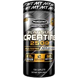MuscleTech Essential Series 100% Creatine 2500 Supplement, 120 Count Review