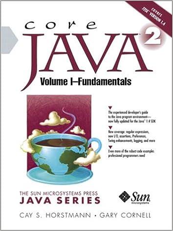 Best Book Core Java