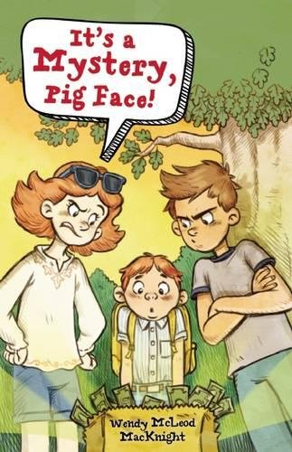 Download It's a Mystery, Pig Face! pdf epub