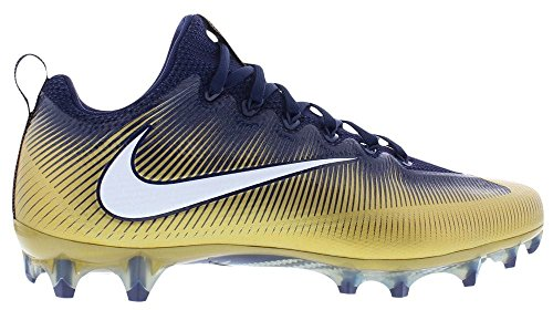 Nike Mens Vapore Intoccabile 2 Tacchetta Da Calcio Blu / Oro