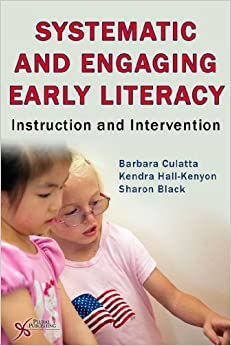 Book Systematic and Engaging Early Literacy: Instruction and Intervention