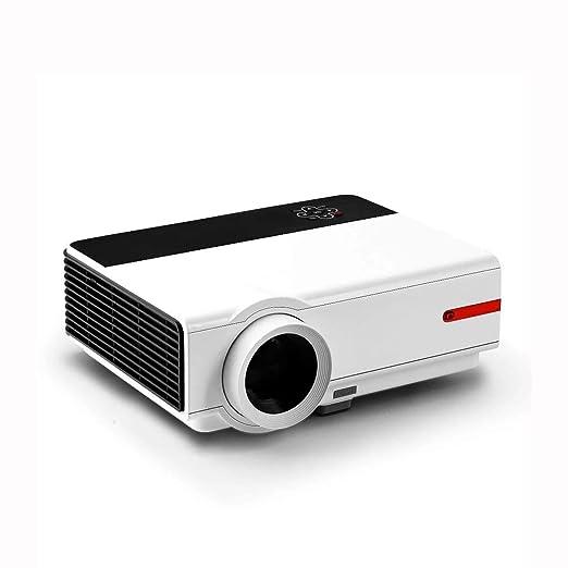 Ai LIFE Mini proyector de Video portátil de 8000 lúmenes con un ...