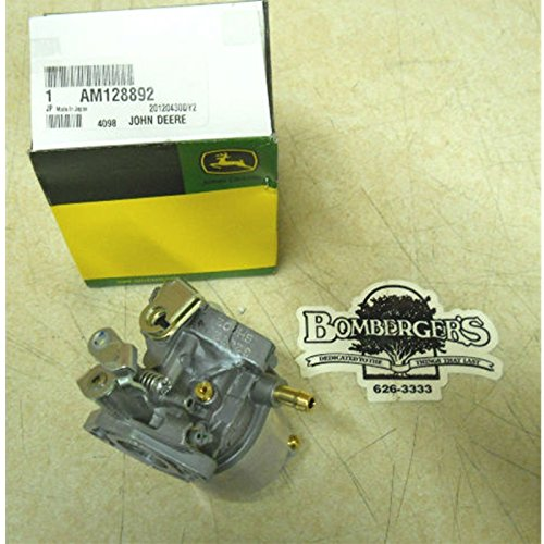 John Deere 4x2 gator carb with gaskets AM128892 M97280 M97278
