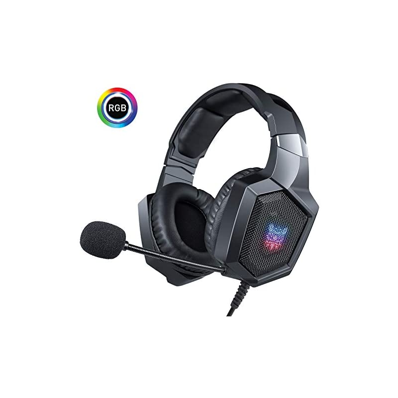 ONIKUMA PC Gaming Headset with Mic for P