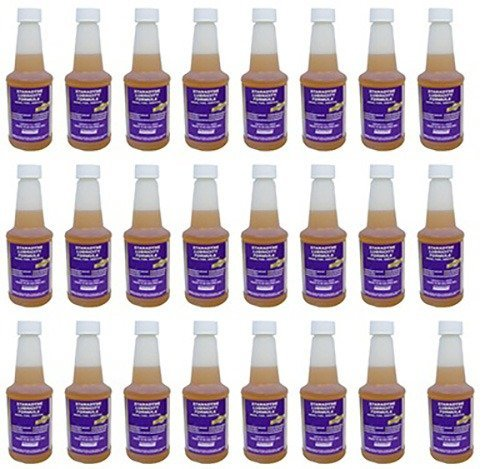 Stanadyne Lubricity Formula One Shot 8 oz., Case of 24 Bottles. Treats 15 gallons diesel fuel per Bottle. ()