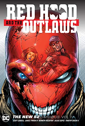 Red Hood and the Outlaws: The New 52 Omnibus Vol. 1 (Red Hood And The Outlaws Rebirth 5)