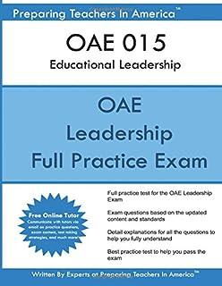 Oae educational leadership 015 secrets study guide oae test oae 015 educational leadership ohio state teaching exam oae 015 educational leadership fandeluxe Choice Image