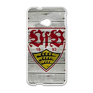Happy Wooden 1893 Logo Hot Seller Stylish Hard Case For HTC One M7