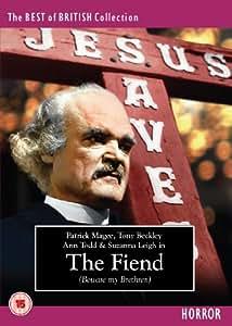 The Fiend [Uncut] DVD [1972] [Reino Unido]