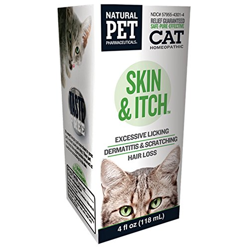 516GQ1eSyqL - Natural Pet Skin & Itch Irritation Relief for Cats