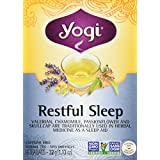 Yogi Tea Herbal Teas-Restful Sleep