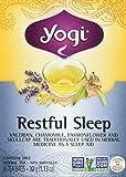 Yogi Tea Herbal Teas-Restful Sleep - Best Reviews Guide