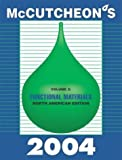 McCutcheon's Functional Materials : North American Edition, , 0944254977
