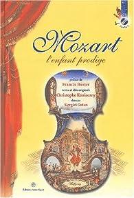 Mozart l'enfant prodige (1CD audio) par Christophe Konieczny