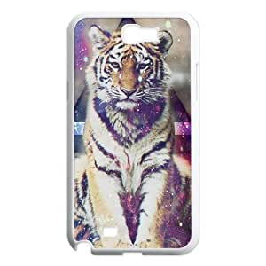 Tiger Original New Print DIY Phone Case for Samsung Galaxy Note 2 N7100,personalized case cover ygtg538784