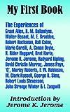My First Book, Arthur Conan Doyle, 1410207595