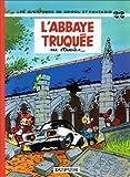 """Afficher """"Aventures de Spirou et Fantasio (Les) n° 22<br /> Abbaye truquée (L')"""""""