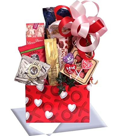 Amazon.Com : Valentines Day Gifts For Him : Gourmet Snacks And