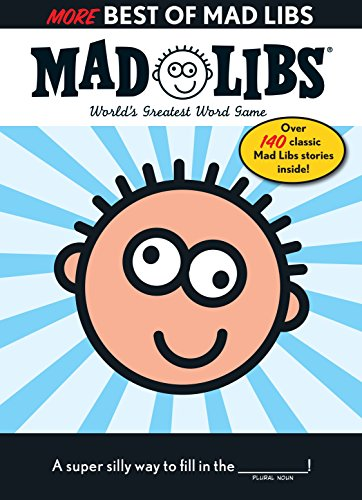 More Best of Mad Libs