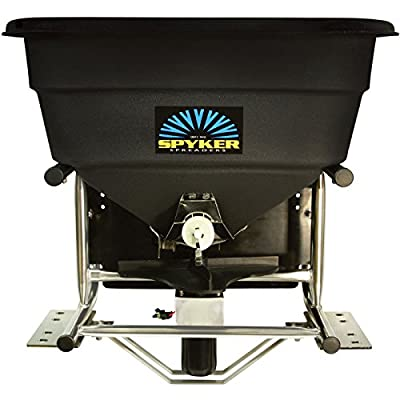 Spyker Electric Spreader - 120-Lb. Capacity, Model# S80-12010