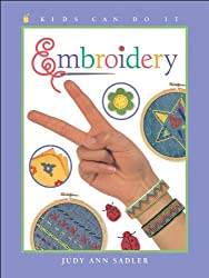 Embroidery (Kids Can Do It)