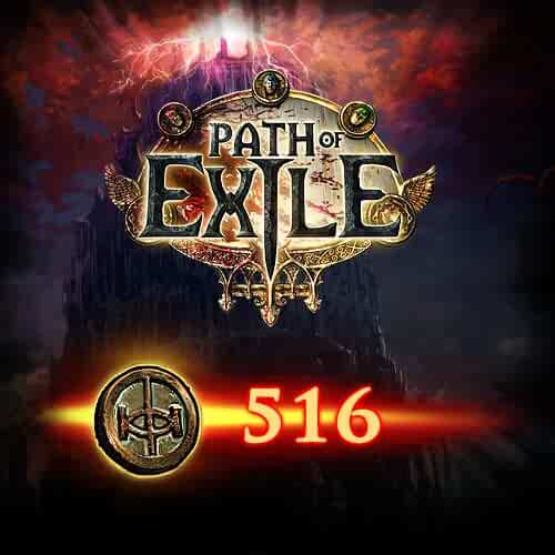 Path of Exile: 516 Points [Download]