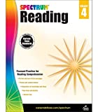 Spectrum Paperback Reading Workbook, Grade 4, Ages 9-10