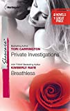 Private Investigations & Breathless: An Anthology