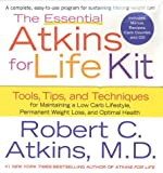 The Essential Atkins for Life Kit, Robert C. Atkins, 0312321600
