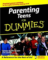 Parenting Teens For Dummies(r)