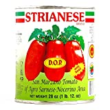 San Marzano Strianese Tomatoes 28 oz each (3 Items Per Order)