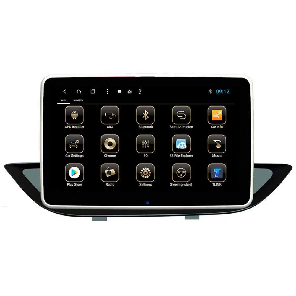 9Inch Android 8.1 Auto Media para Peugeot 308 2012 2013 2014 ...